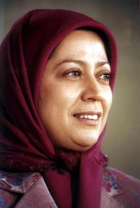 Maryam Rajavi - Biography