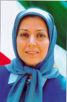 President-elect Maryam Rajavi
